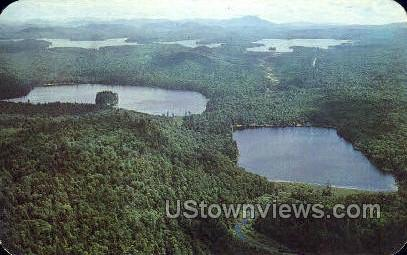 Browns Tract - Ithaca, New York NY Postcard