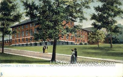 Cornell University, Rockefeller Hall - Ithaca, New York NY Postcard