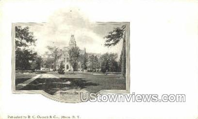 Morill Hall - Ithaca, New York NY Postcard