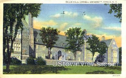 Balch Hall - Ithaca, New York NY Postcard