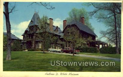 Andrew D. White Museum - Ithaca, New York NY Postcard