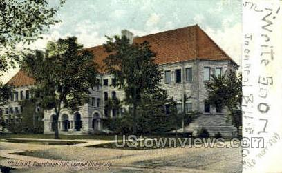 Boardman Hall - Ithaca, New York NY Postcard