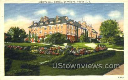 Roberts Hall - Ithaca, New York NY Postcard