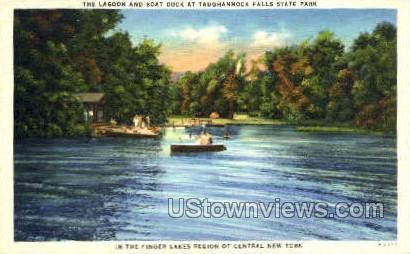 Finger Lakes - Ithaca, New York NY Postcard