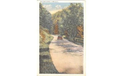 Ilion Gorge New York Postcard