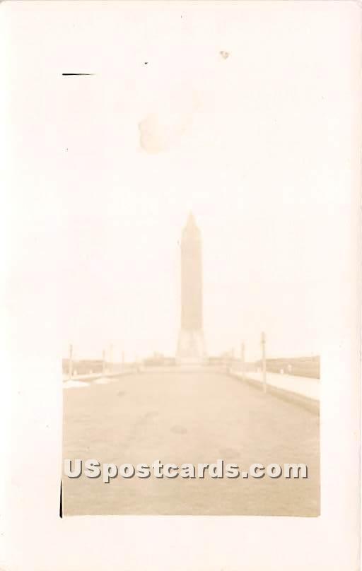 1934 - Jones Beach, New York NY Postcard