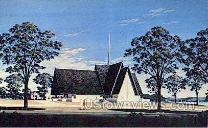 Keuka College - Keuka Park, New York NY Postcard