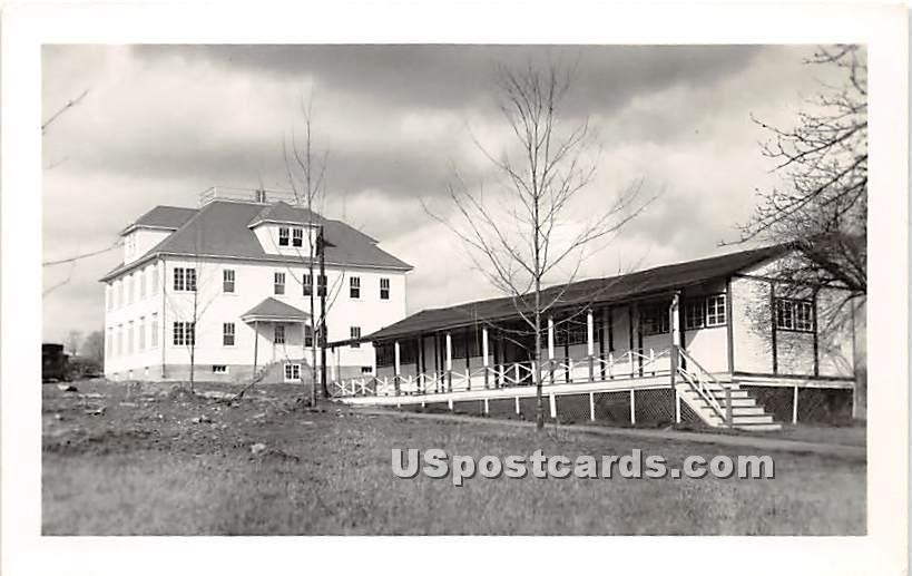 Building - Kenoza Lake, New York NY Postcard