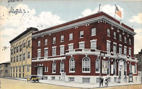 YMCA Kingston, New York Postcard