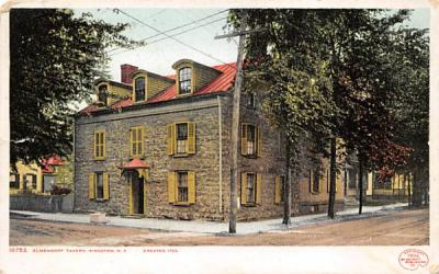 Elmendorf Tavern Kingston, New York Postcard