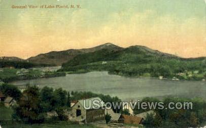 Lake Placid, New York, NY Postcard