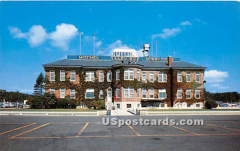 Mitchel Air Force Base - Long Island, New York NY Postcard