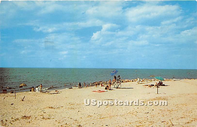 Vacation Paradise - Long Island, New York NY Postcard