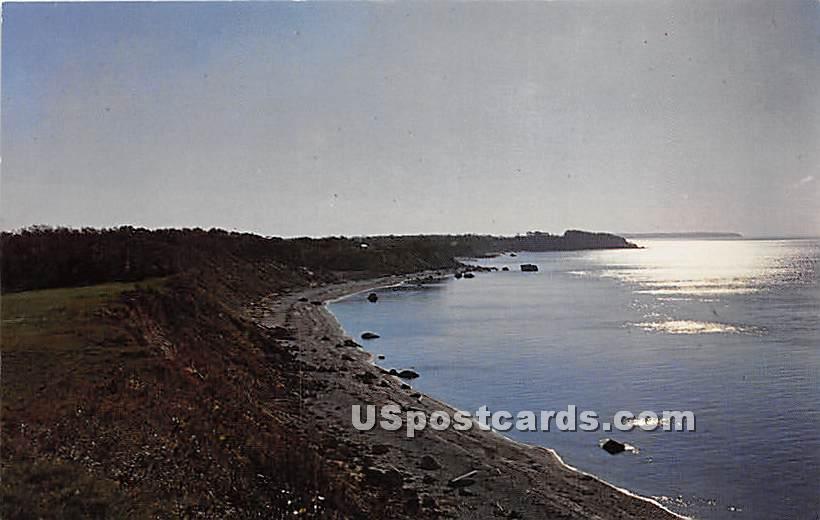 North Shore - Long Island, New York NY Postcard