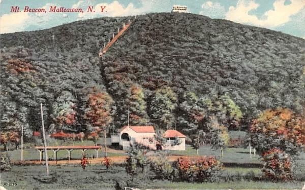 Mount Beacon Matteawan, New York Postcard