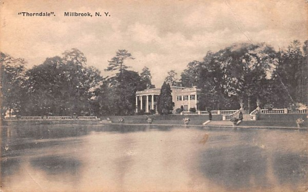 Thornale Millbrook, New York Postcard