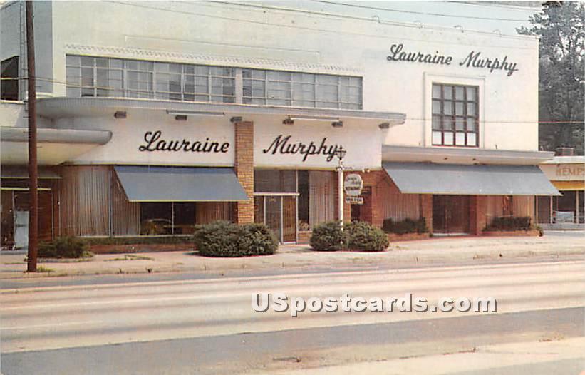 Lauraine Murphy Restaurant - Manhasset, New York NY Postcard