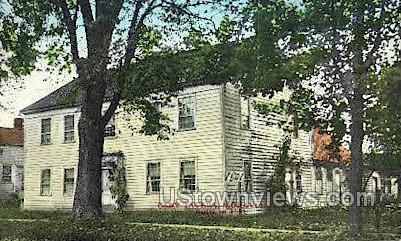 Cady Tavern - Montour Falls, New York NY Postcard