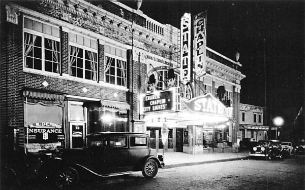 State Theatre Middletown, New York Postcard