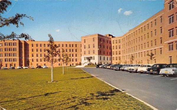 Middletown State Hospital New York Postcard