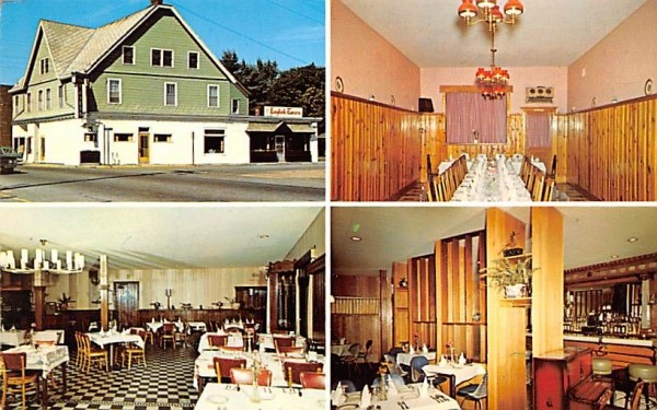 Mauro's English Tavern Middletown, New York Postcard