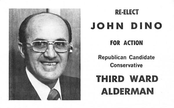 John Dino Middletown, New York Postcard