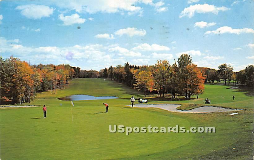 Kutsher's Country Club - Monticello, New York NY Postcard