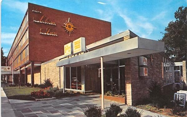 The Schine Inn Massena, New York Postcard