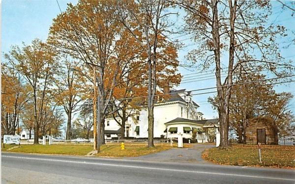 Peacock Inn Mayville, New York Postcard