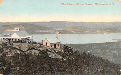 The Casino Matteawan, New York Postcard