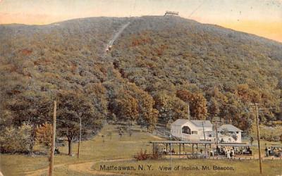 Incline Matteawan, New York Postcard