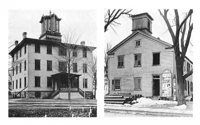 Wallkill Academy Middletown, New York Postcard