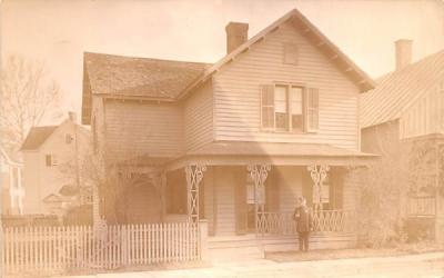 Residence Middletown, New York Postcard