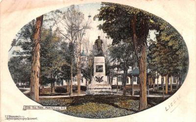 The Park Monticello, New York Postcard