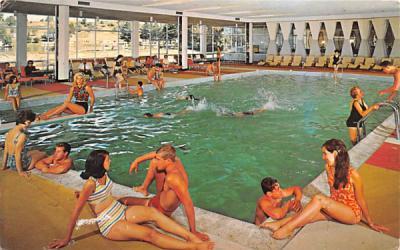 Kutsher's Country Club Monticello, New York Postcard