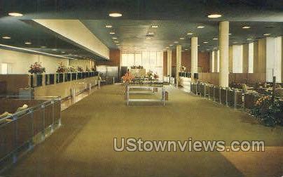The National Bank & Trust Company - Norwich, New York NY Postcard