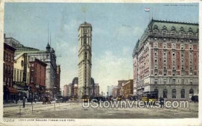 Long Acre Square - New York City Postcards, New York NY Postcard