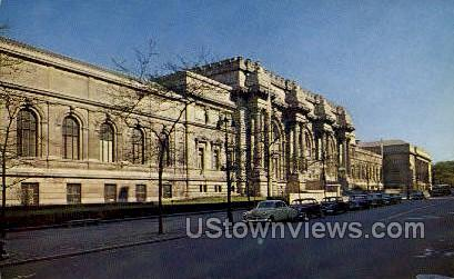 Metropolitan Museum of Art - New York City Postcards, New York NY Postcard