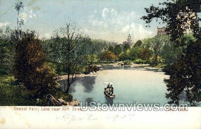 Central Park - New York City Postcards, New York NY Postcard
