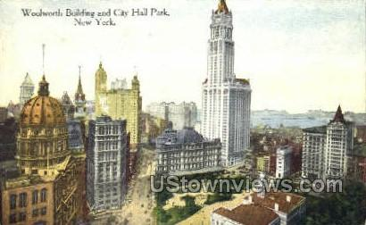 42nd Street, East of 6th Ave. - New York City Postcards, New York NY Postcard