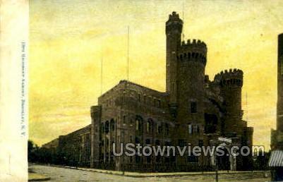 18th Regiment Armory - Brooklyn, New York NY Postcard