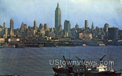 Brooklyn, New York, NY Postcard