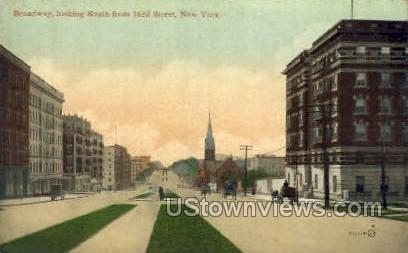 Broadway - New York City Postcards, New York NY Postcard