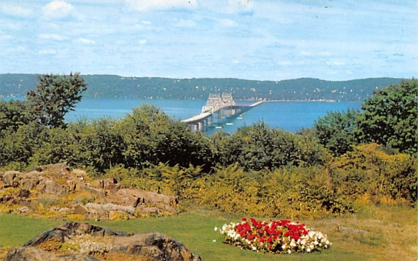 Tappan Zee Bridge Nyack, New York Postcard