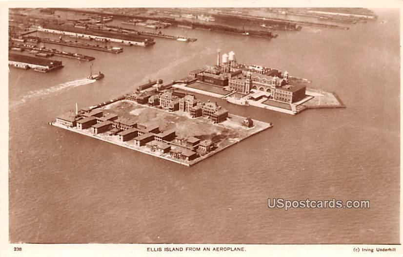 Ellis Island - New York City Postcards, New York NY Postcard