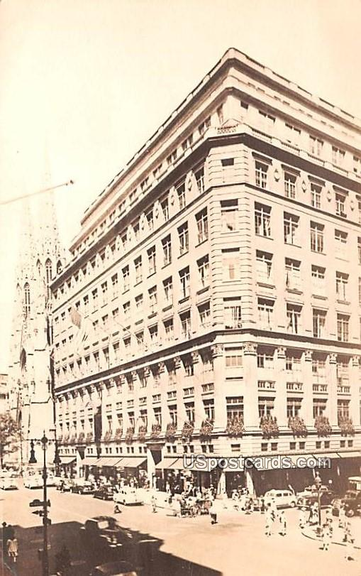 5th Avenue - New York City Postcards, New York NY Postcard