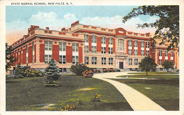 State Normal School New Paltz, New York Postcard