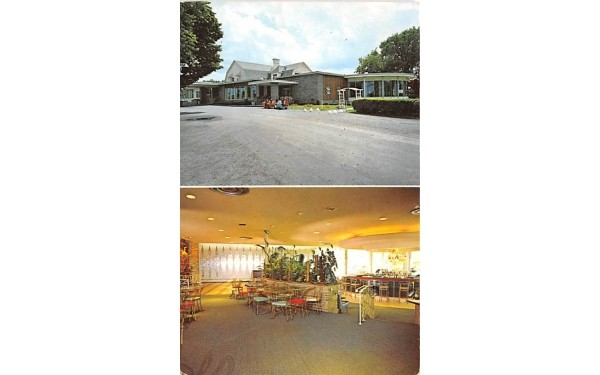 Twin Ponds Golf & Country Club New York Mills, New York Postcard