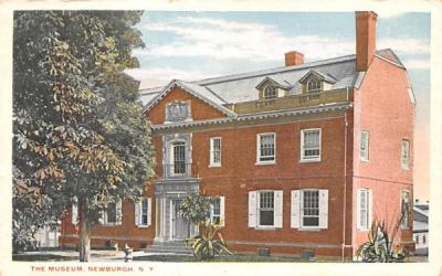 The Museum Newburgh, New York Postcard