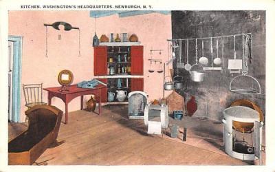 Kitchen Newburgh, New York Postcard